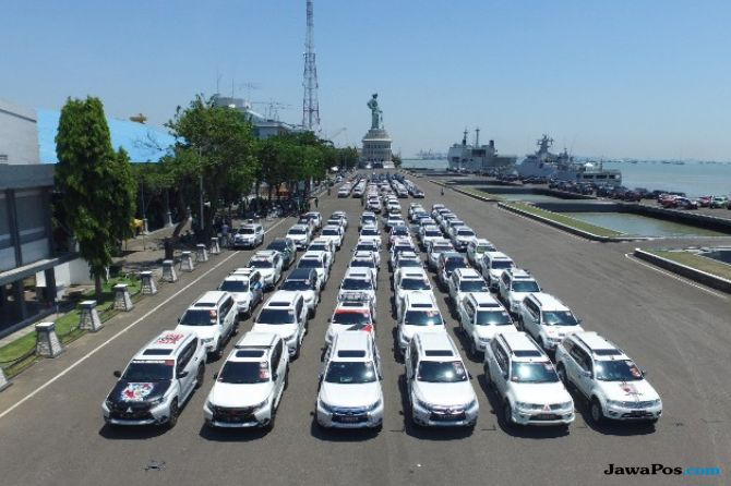KopdarNas V Pajero Indonesia ONE di Surabaya