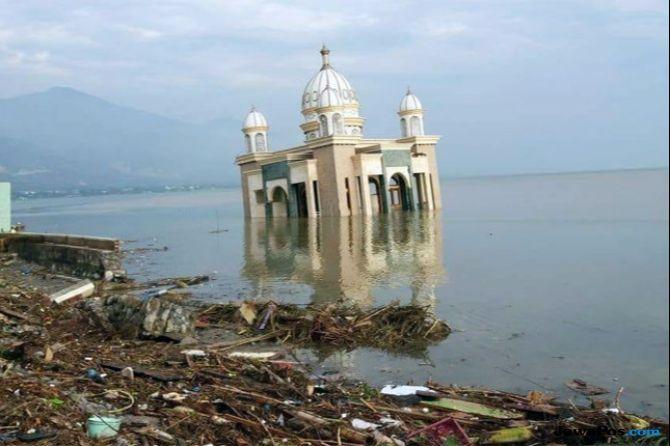 Korban Jiwa Akibat Gempa dan Tsunami Sulteng Capai 384 Orang