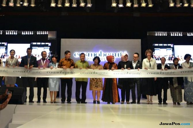 pameran kecantikan, Cosmobeaute Indonesia 2018,