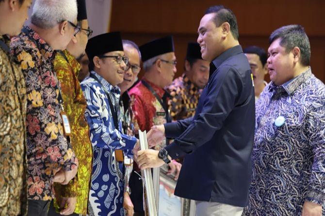 Kota Malang Sabet Penghargaan SAKIP Ketiga dengan Predikat BB