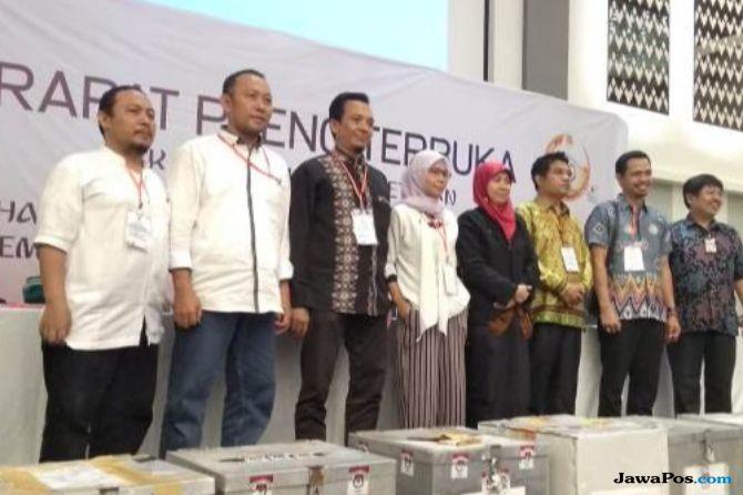 Kotak Kosong Unggul, Paslon Appi-Cicu Gagal Jadi Walkot Makassar?