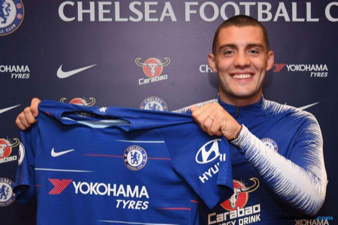 Bursa transfer pemain, Chelsea, Thibaut Courtois, Real Madrid, Mateo Kovacic