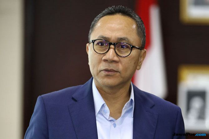 KPK Belum Terima Laporan LHKPN Ketua MPR Zulhas