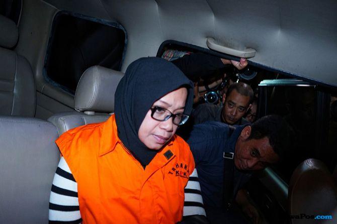 KPK Duga Empat Saksi Ini Tim Sukses Suami Eni, Al Khadziq