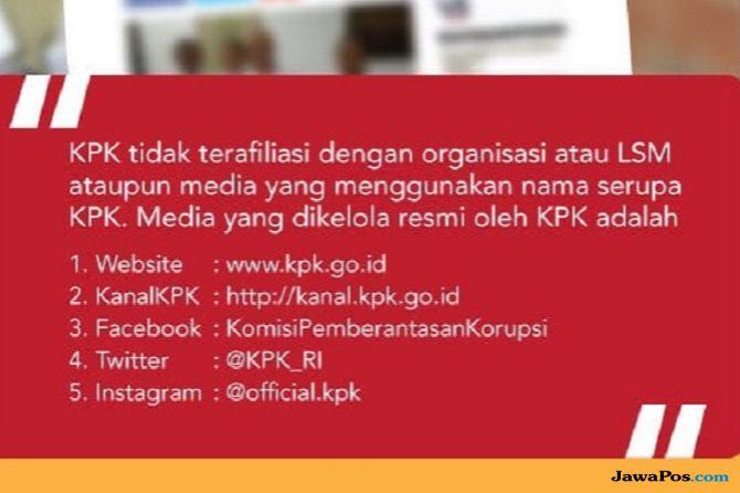 KPK Klarifikasi Berita Penetapan Tersangka Bos PLN dan Bos Pertamina