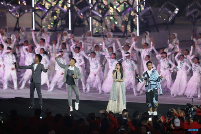 KPK Terima 14 Laporan Dugaan Gratifikasi Tiket Asian Games