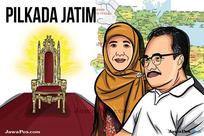 KPU Jatim Tetapkan DPS, Pimilih Perempuan Masih Mendominasi