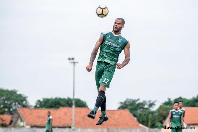 Persebaya Surabaya, Candra Wahyudi, Liga 1 2019, David da Silva
