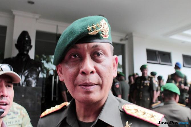 KSAD Lantik Pangkostrad Pengganti Edy Rahmayadi
