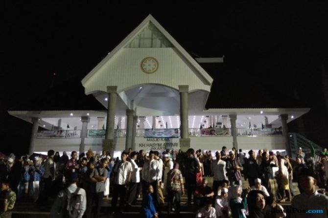 KSP: Masjid Bisa Jadi Pusat Pemberdayaan Masyarakat