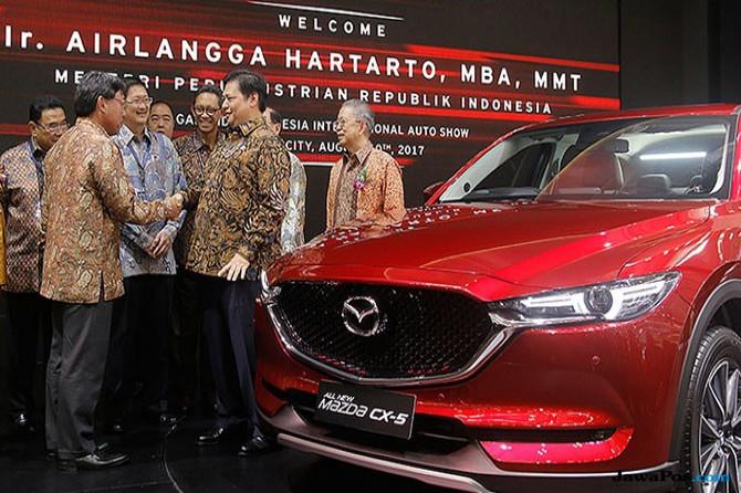 Kuartal Pertama 2018, Mazda Berhasil Melego 1.437 Unit Mobil