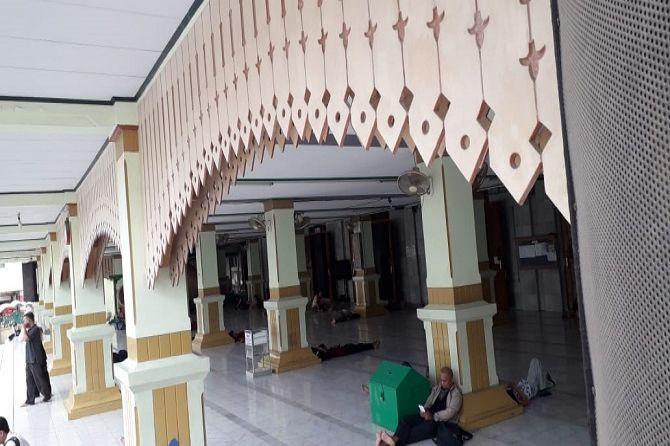 Kubu 02 Tampik Bikin Pamflet Rencana Salat Jumat Prabowo di Semarang