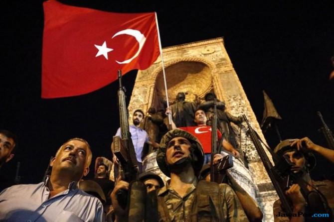 Kudeta Turki Diperingati