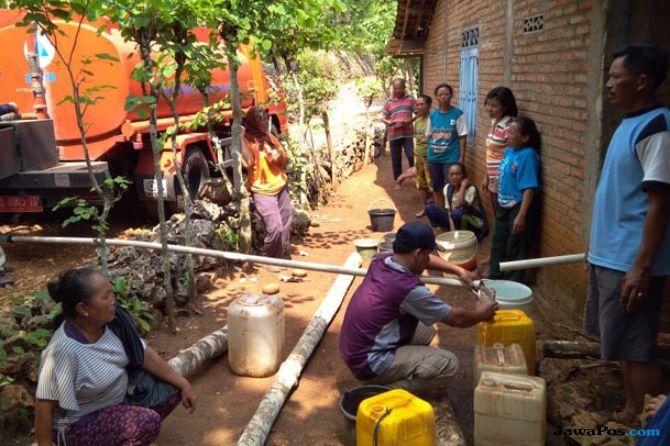 Darurat Kekeringan Air Bersih
