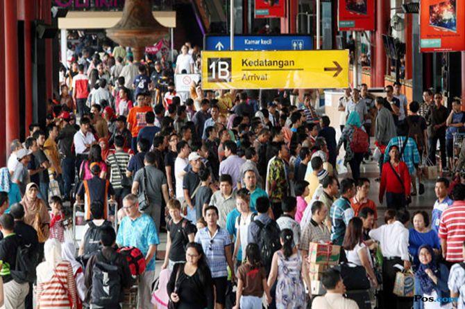 Kunjungan Wisman di 2018 Diperkirakan Hanya Capai 16,5 Juta Orang