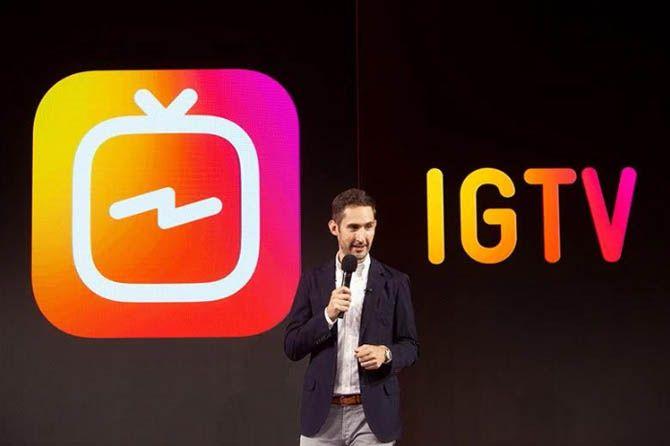 Instagram, IGTV, Instagram IGTV