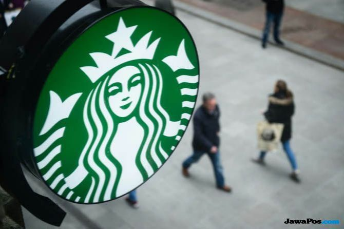 Kurangi Plastik, 'Starbucks' Mulai Gunakan Bahan Ramah Lingkungan