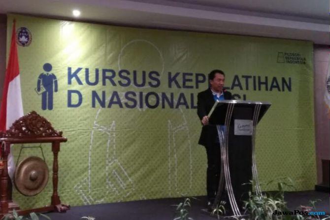 Kursus Lisensi D, Guru Olahraga, Jawa Timus, PSSI, Ratu Tisha