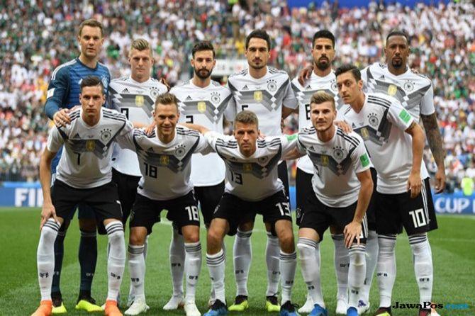 Piala Dunia 2018, Jerman, Meksiko