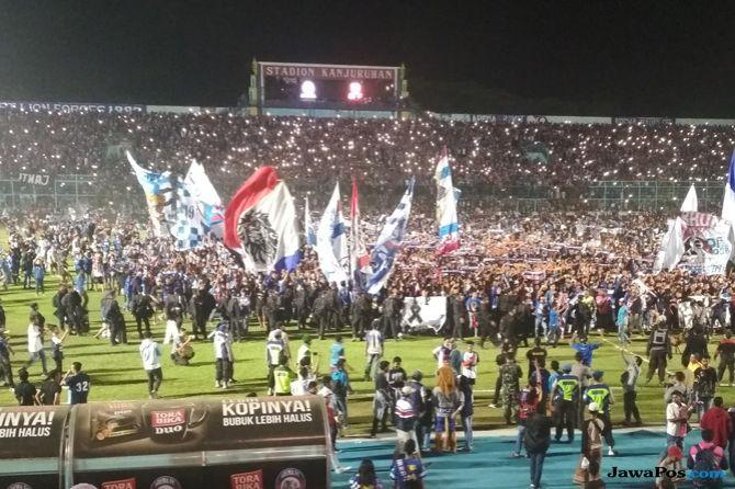Arema FC, Madura United, Haringga Sirla, Laga Amal, Korban Gempa Bumi, Gemba Bumi Donggala, Tsunami, Palu