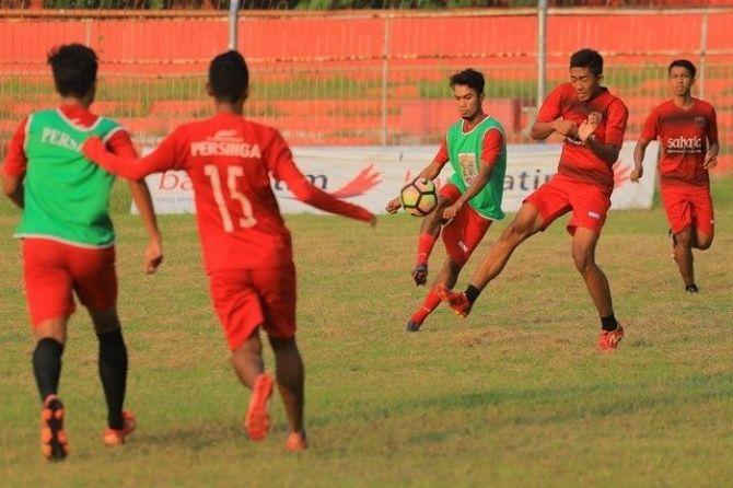 Persebaya Surabaya, Persinga Ngawi, Piala Indonesia, Pastimania, Djadjang Nurdjaman