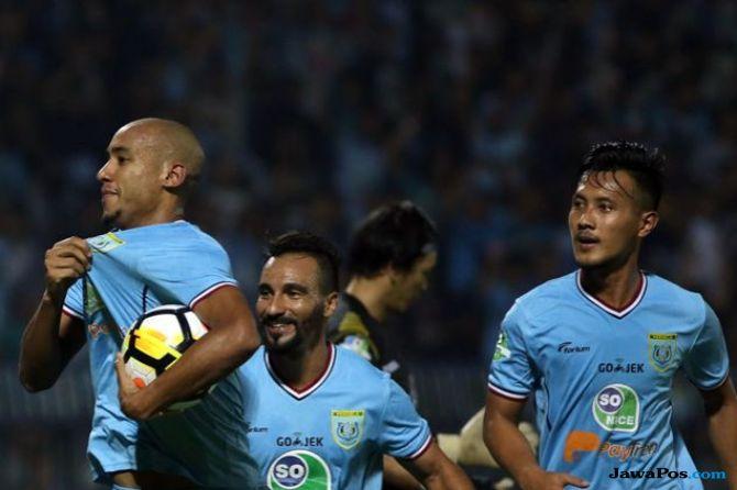 Persela Lamongan, Liga 1 2018, Persija Jakarta