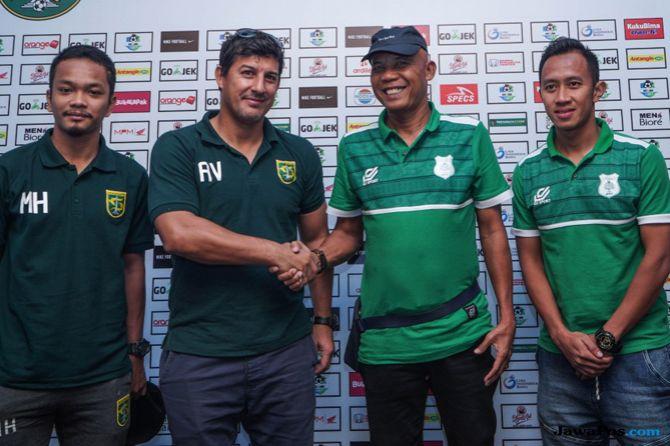 PSMS Medan, Persebaya Surabaya, Suharto AD, Liga 1 2018