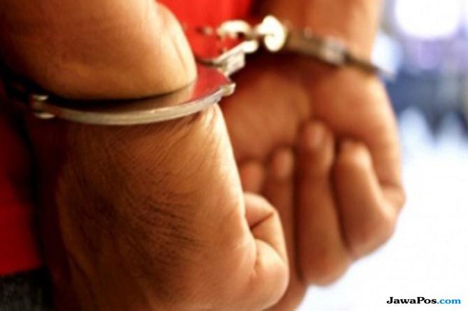 Lagi Makan Sahur, Penculik Bayi Ini Dibekuk Polisi