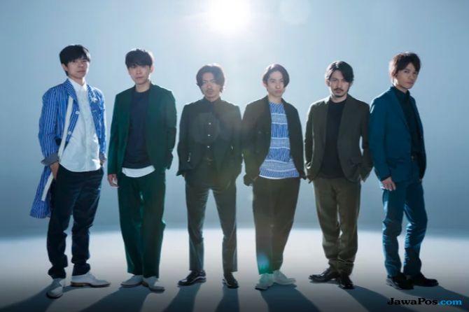 Lagu 'Super Power' band V6 Terpilih Jadi Soundtrack 'One Piece'