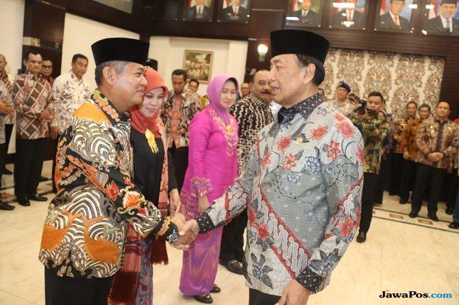 Laksda Ahmad Taufiqoerrochman Resmi Dilantik Sebagai Kepala Bakamla