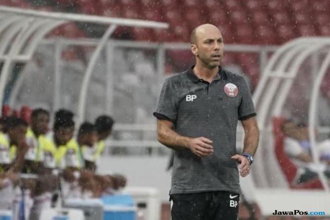 Piala Asia U-19 2018, Timnas U-19, Timnas U-19 Indonesia, Qatar, Bruno Pinheiro