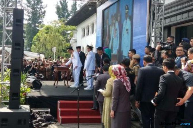 Langkah 100 Hari Ridwan Kamil Jadikan Jabar Juara