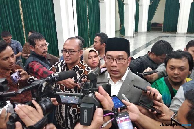 Langkah Pertama Ridwan Kamil Jadi Gubernur Jabar