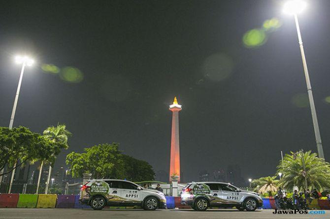 Lanjutkan Penjelajahan, Honda CR-V Turbo Membelah Pulau Jawa