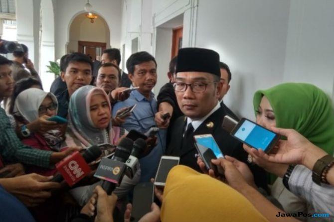 Lantik Enam Kepala Daerah, Ini Tiga Pesan Penting Ridwan Kamil