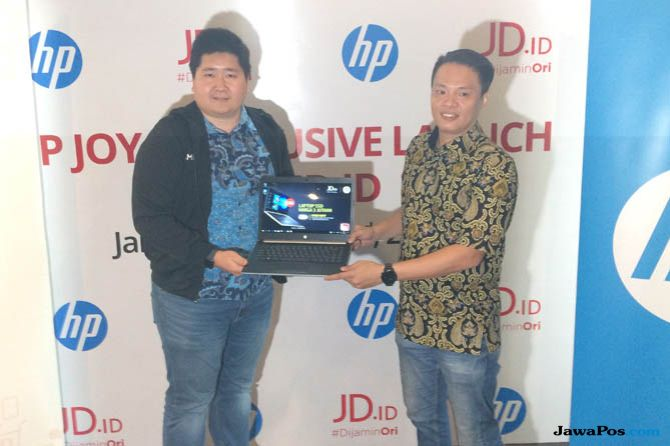 HP Joy 2, Ricky Samuel HP, Dody Wijaya JD.id