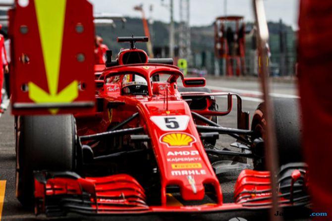 Formula 1, F1, GP Belgia, Sebastian Vettel, Lewis Hamilton, Valterri Bottas, Daniel Ricciardo, Max Verstappen, Kimi Raikkonen