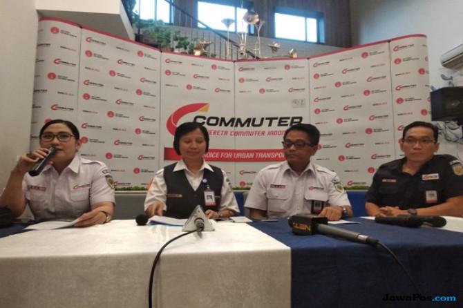 Lebaran 2018, PT KCI Prediksi Lonjakan Penumpang Sebesar 8 Persen
