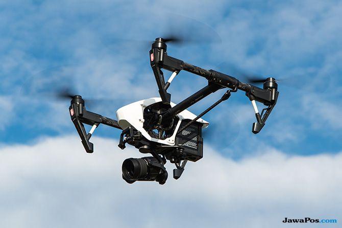Lebih Presisi Pakai Drone