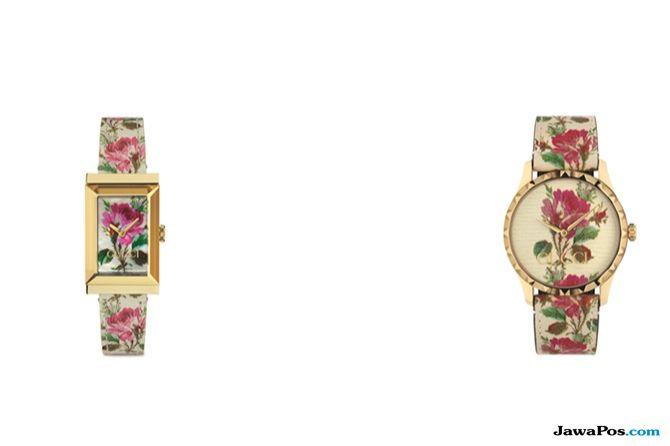 jam tangan gucci, jam tangan mewah, jam tangan perempuan, tren jam tangan,