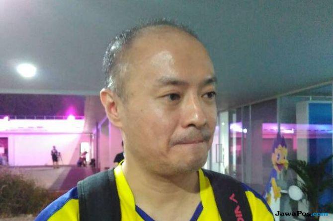 Lee Chong Wei, Hendrawan, Malaysia