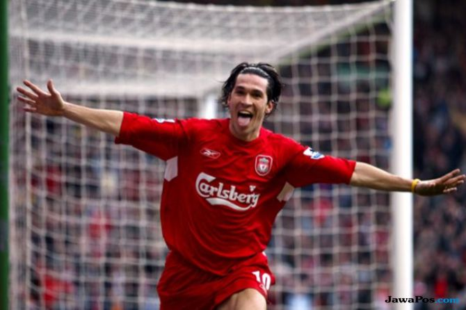 Liverpool, Luis Garcia