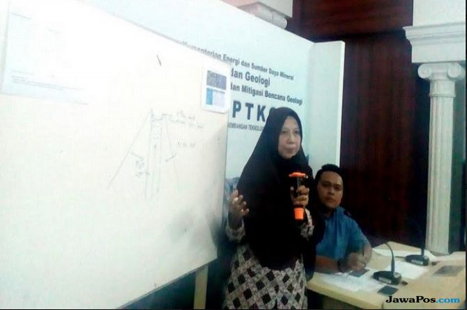 KepalaBPPTKG Yogyakarta, Hanik Humaida