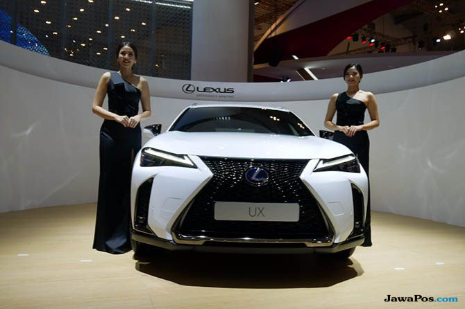 Lexus Luncurkan The Entirely New ES  dan The Newest UX