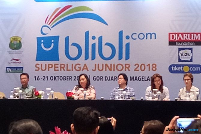 Superliga Junior 2018, Bulu Tangkis, Achmad Budiharto