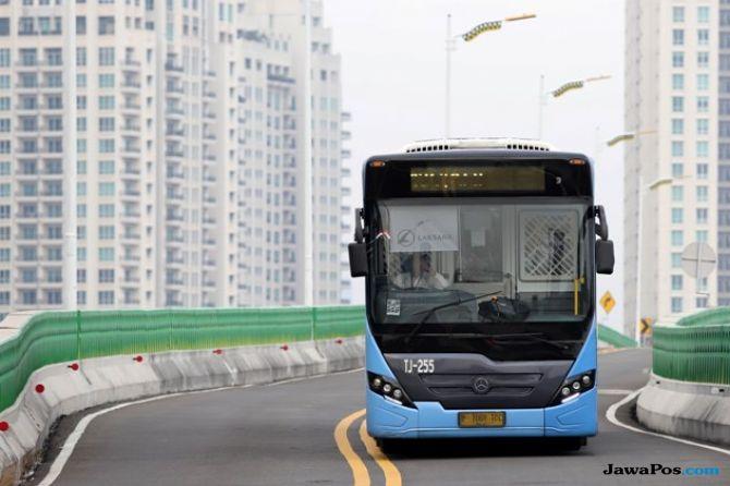 PLIN Libur Panjang, Transjakarta Tingkatkan Layanan ke Tempat Wisata