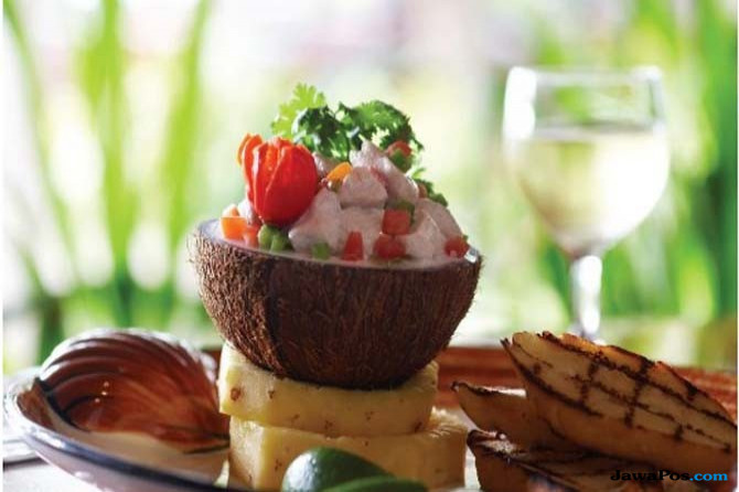 Kuliner Pulau Fiji