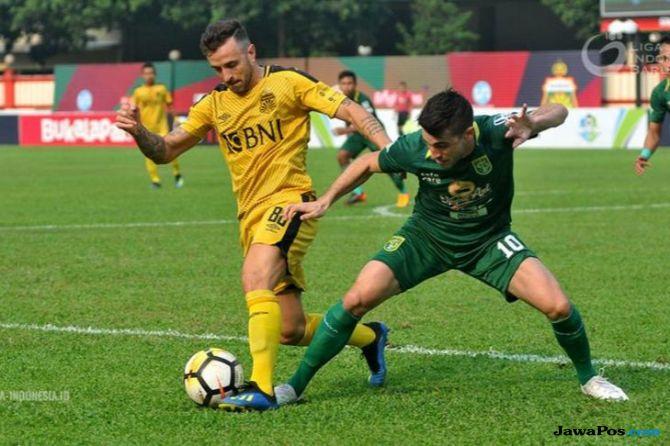 Persebaya Surabaya, Liga 1 2018, Klasemen Sementara Liga 1 2018, Liga 1 2018,