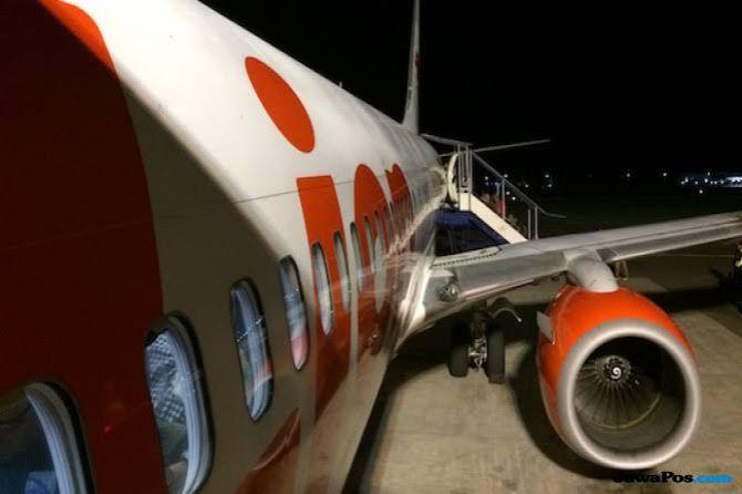 Listrik dan AC Pesawat Rute Jakarta-Jogja Mati, Lion Air Minta Maaf