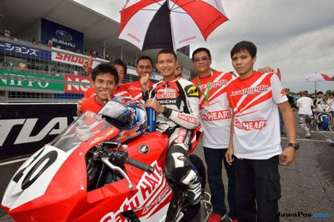 Dimas Ekky Pratama, Moto2, balap motor